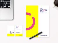 ThE nEon ProJect - Logo Design