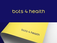 bots4health | Logo design