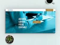 Luis Reca Web Design