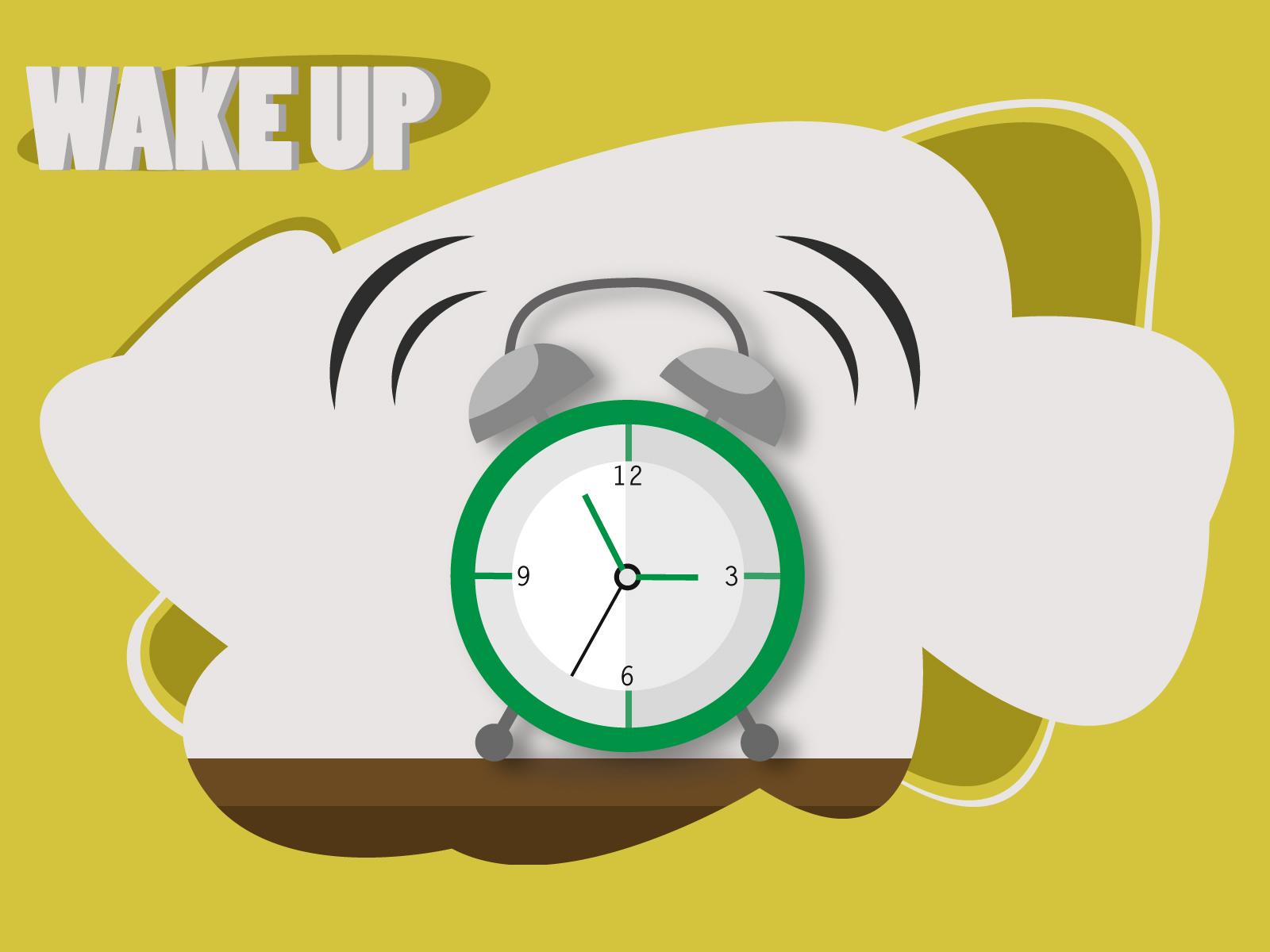Clock wake up 1600x1200