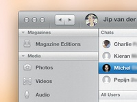 Mac OSX app