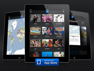 Hello World! Welcome to the new TRVL trvl ipad trvl for ipad app travel magazine newsstand apple appstore