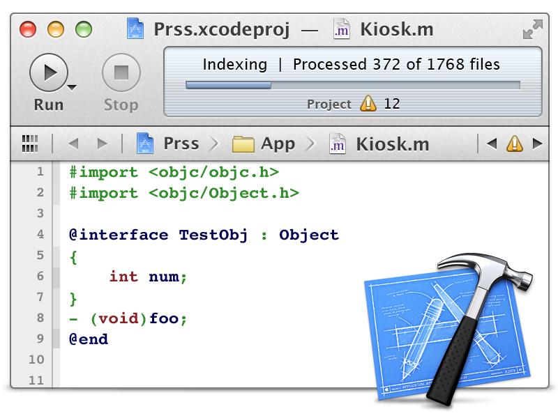 Xcode mini 2x