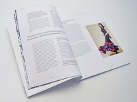 Flow Over / concept of sustainable fashion magazine