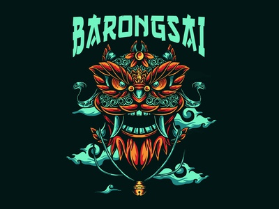 BARONGSAI ( DESIGN FOR SALE )