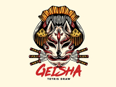 GEISHA ( DESIGN FOR SALE )