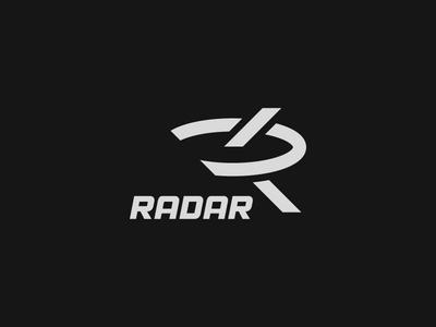 Unused Logo Concept for Radar alpryldz alperyildiz alper icon logo radar