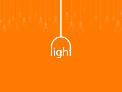 Light logo lighting shop lamp electric light logo