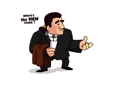 confused confused meme travolta cartoon simple face cute namilurihas sticker character mascot