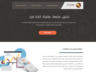 Adaa -UX/UI Design for tableau's system (re-design)