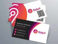 Side9 Business card