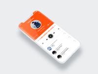 Soundcloud - Re-design