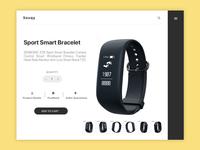 Single Product - e-commerce
