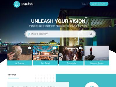 popshop redesign