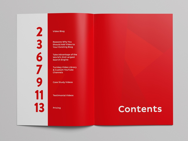 NRV Editorial corporate branding corporate clean typogaphy color blocking layoutdesign layout numeral table of contents contents editorial design brochure mockup brochure layout brochure design editorial