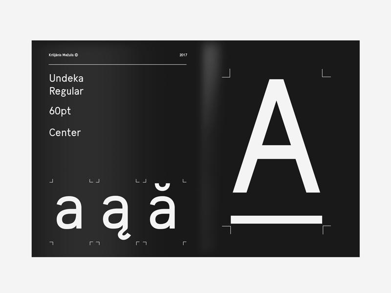 Undeka Typeface download wildtype wildpicks wildones sans serif freebie free typeface type font