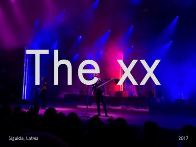 Jamie XX concert