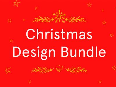 Christmas Design Bundle bundl watercolour christmas wreath wreath winter card icon pack icons watercolor christmas watercolor christmas icon christmas card christmas