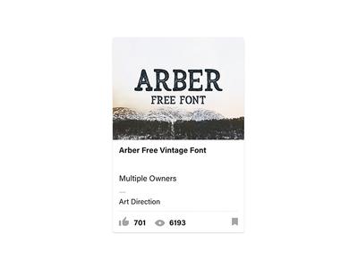 Arber Free Vintage Font branding poster grain vintage best typeface free font free font freebie
