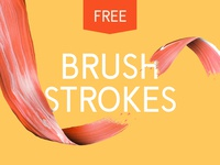10 Free Brush Strokes