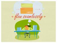 Flow Seamlessly Styleboard