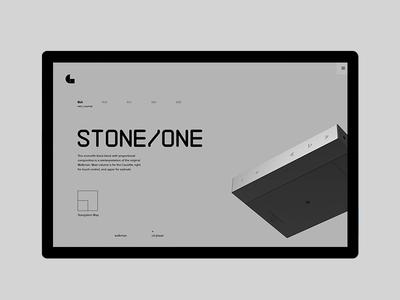 StoneOne bbby Sony