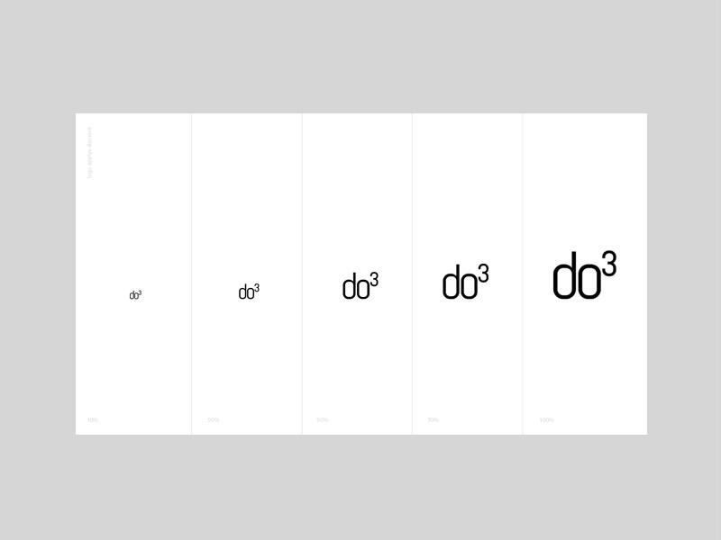 Do3 Logo branding logotype identity logo
