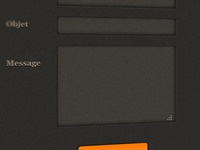 redesign contact form