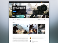 Game Store - Product page