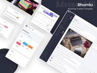Bhumlu Admin Template