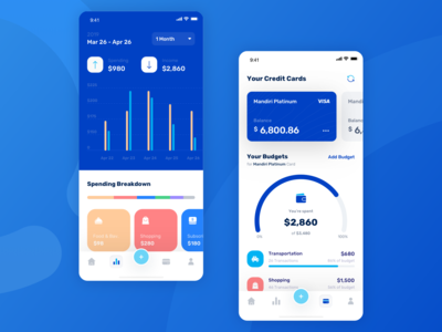Financial Data Interface APP