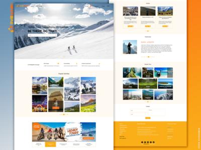 Thrillophilia Website Re-Design
