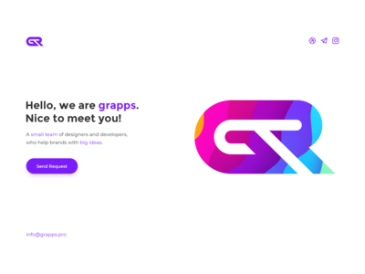 Grapps Main Page