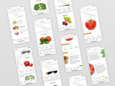 App for planting vegetables