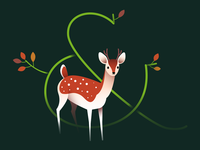 Ampersand Deer