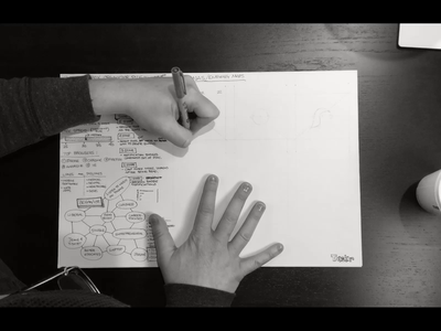 How I made it into TopTal interface design gmail video walkthrough uxdesign designer toptal