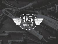 95 North - Branding