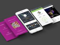 Merchant Dashboard Screens