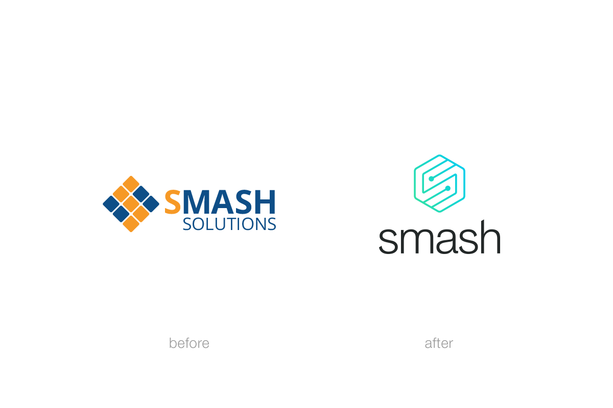 Smash before after