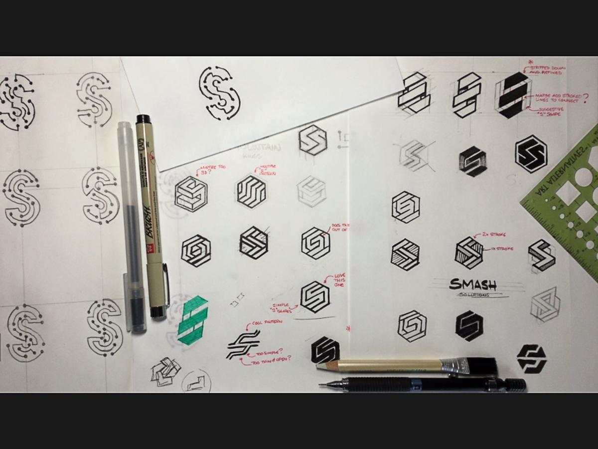 Smash sketches snapshot