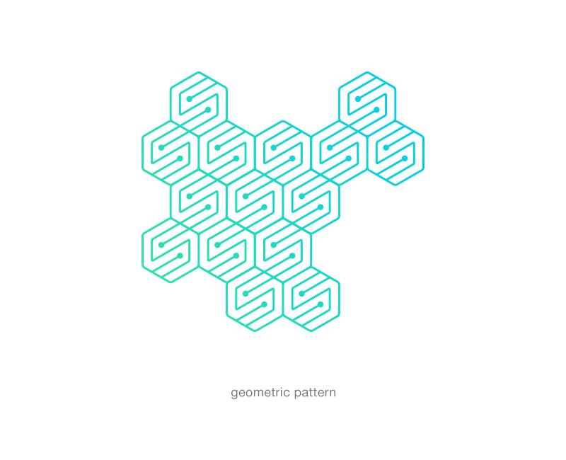 Second geo pattern