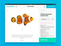 Aquabuildr - Fish Details