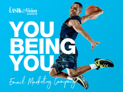 LASIK Vision Institute - You Being You Campaign