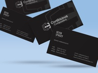 Executive Company Business Cards