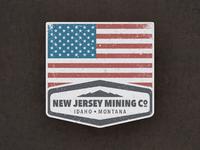 2019 vintage american pride sticker