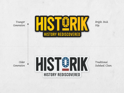 Historik Color Exploration