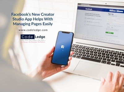 Facebook New Creator Studio App Helps With Managing Pages