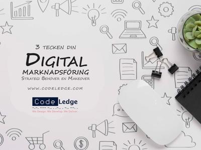 3 tecken på din digitala marknadsföringsstrategi digital marketing seo