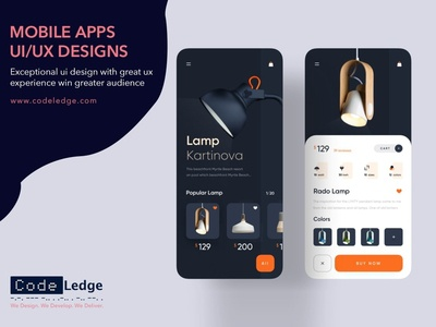 Mobile Apps Ui Ux Designs