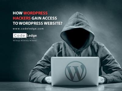 How WordPress hackers got access to the WordPress Website